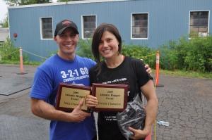 Champions of the Atlantic Hopper Event - Anthony Bainbridge and Tannaya Hantelman