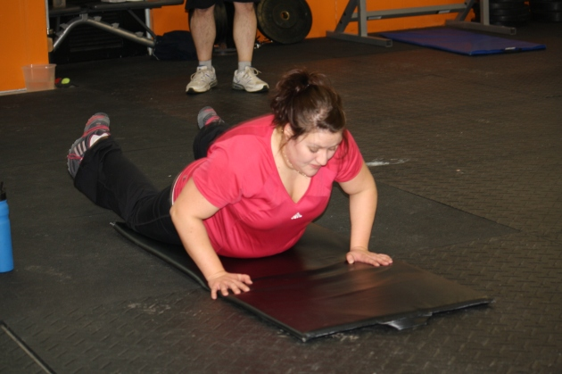 Who loves burpees??