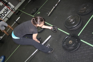 snatch weight games wod