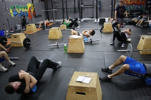 Some pre-wod mobility