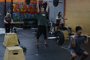 Did you hear we raised over $400 for the Victoria Hero WOD?!
