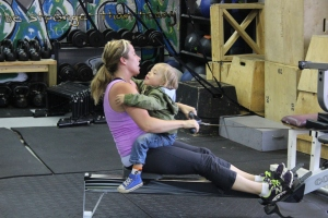 Weighted rowing??