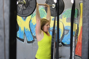 Looking strong Julie!