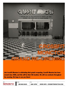 grand reopening poster pic