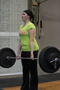 Is that a 200# deadlift for a PR?! Make sure you write it on the November's PR Board!