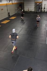 Some short sprints