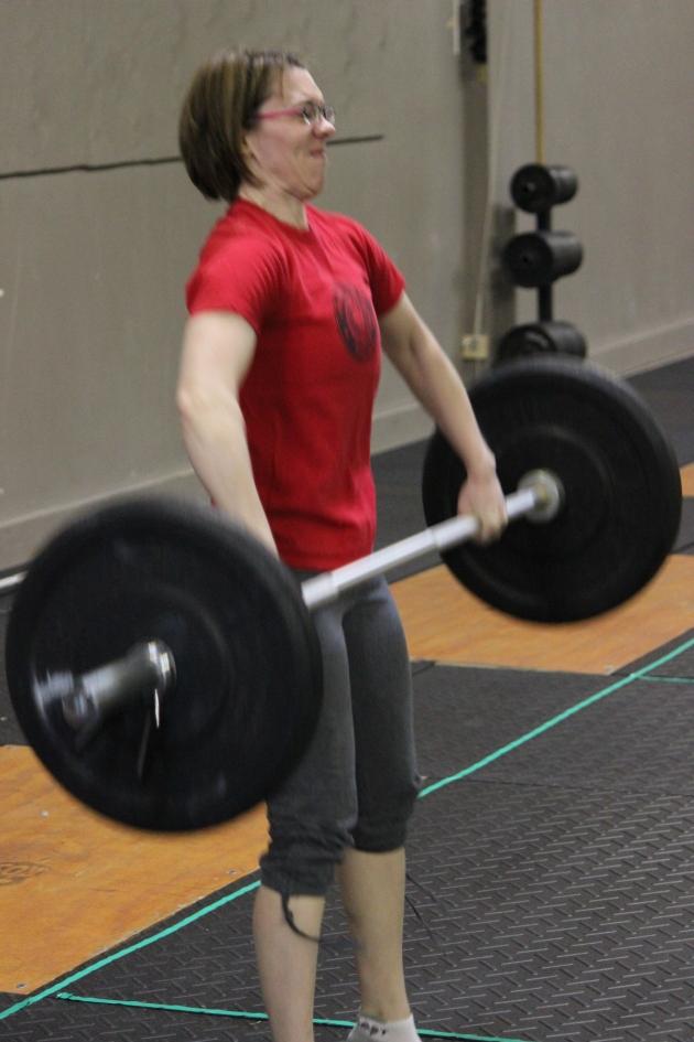 Jen gets great extension