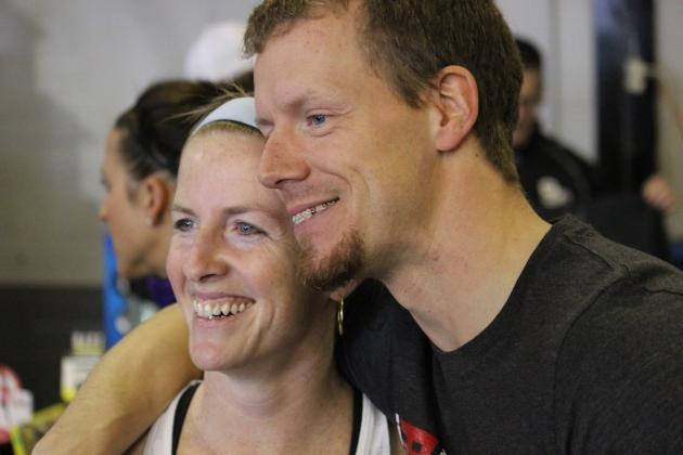 Super trainers. Super couple.