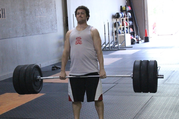 Nick with 315
