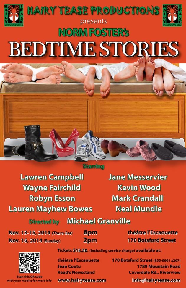 Bedtime Stories - Draft 1