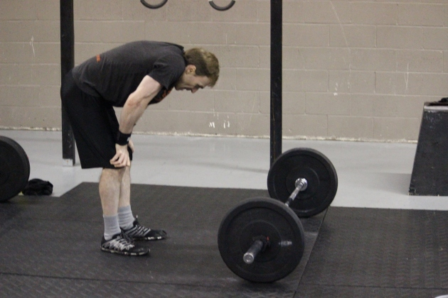 Respect the barbell